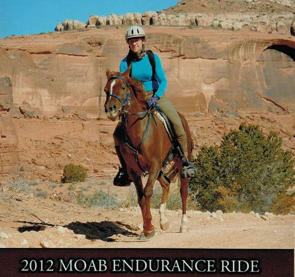 Emmy at Moab
